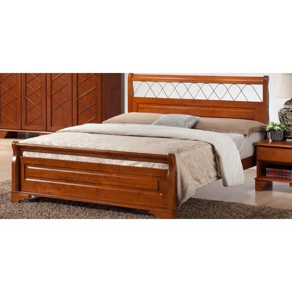 PS ATLANTA 5 Feet Double Bed