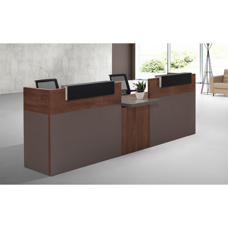 office reception table. Office Reception Desk 59RKB001 Table E