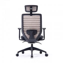 Black mesh office chair MC5-GHB