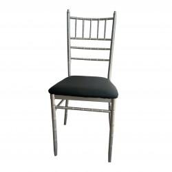 Chiavari Silver Banquet Chairs