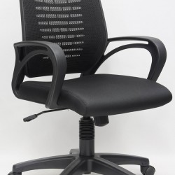Low back mesh office chair