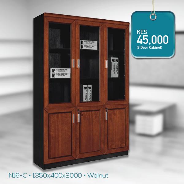 3 Door Cabinet N16-C