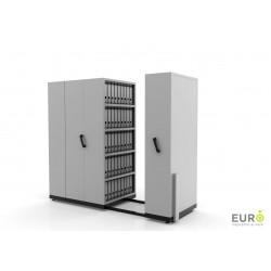 Hand Push Compactor LCP 14| Bulk Filer | Mobile Shelving