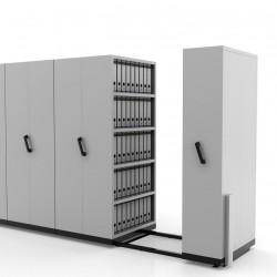Hand-push Compactor  LCP 16 | Bulk Filer | Mobile Shelving