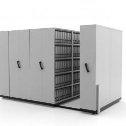 Hand Push Compactor LCP 26| Bulk Filer | Mobile Shelving