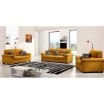 6 Seater Fabric Sofa PT 564