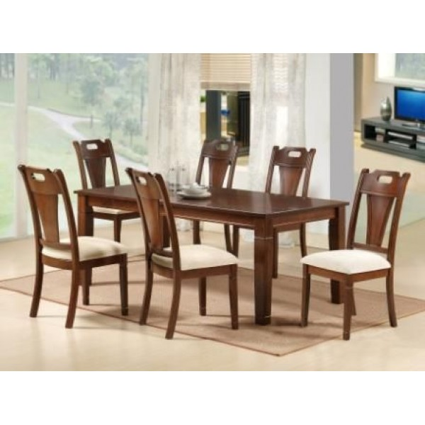 Albany 6 Seater Dining Table