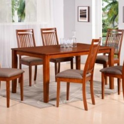 Matic 6 Seater Dining Table