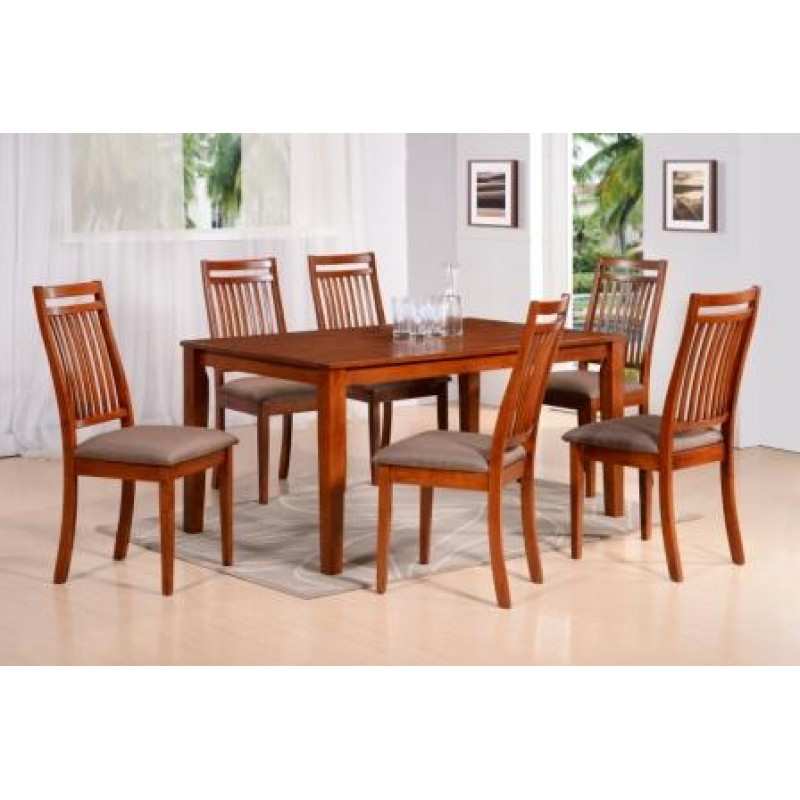 matic 6 seater dining table - 6 Seater Dining Table And Chairs