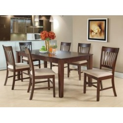 Monaco 6 Seater Dining Table