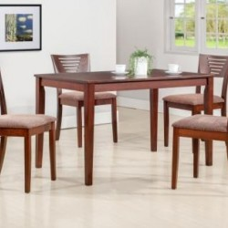 Oslo 4 Seater Dining Table