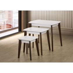 Morris Nesting  Table123
