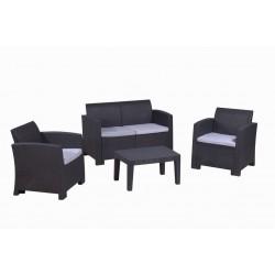 Rattan Sofa SF2-4P